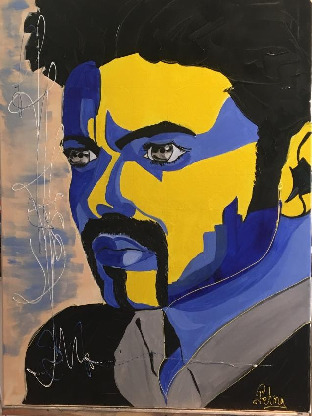 George Michael by orlando